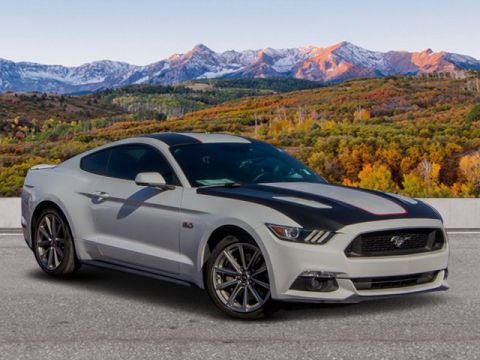 Pre-Owned 2015 Ford Mustang GT Coupe