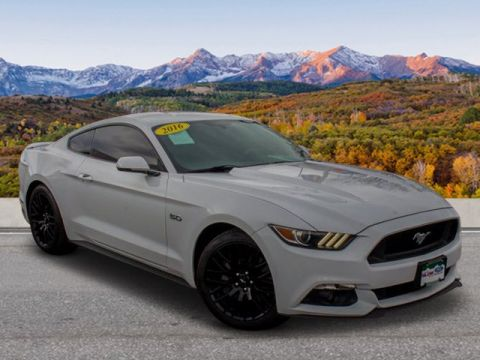 Pre-Owned 2016 Ford Mustang GT Coupe