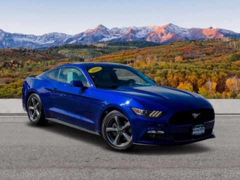 Pre-Owned 2016 Ford Mustang Eco Coupe