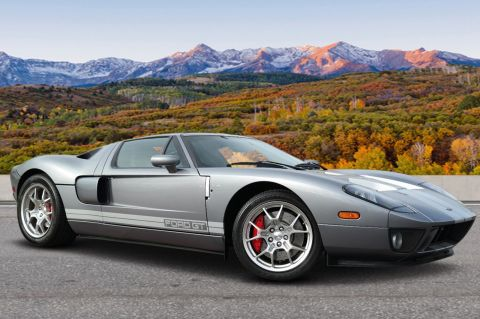 Pre-Owned 2006 Ford GT Base