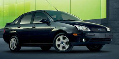 Pre-Owned 2006 Ford Focus 4D S