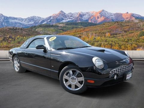 Pre-Owned 2004 Ford Thunderbird Deluxe