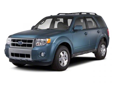 Pre-Owned 2011 Ford Escape AWD Hybrid