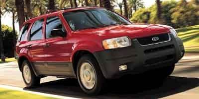 Pre-Owned 2003 Ford Escape 4WD XLT