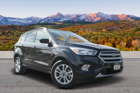 Pre-Owned 2018 Ford Escape SE