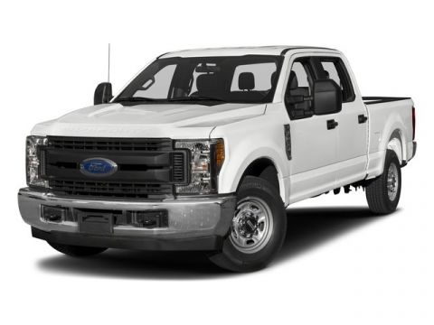 Pre-Owned 2017 Ford Super Duty F-250 SRW 4x4 CREW