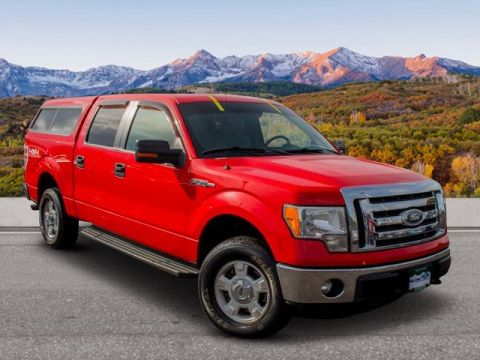 Pre-Owned 2011 Ford F-150 4WD CC