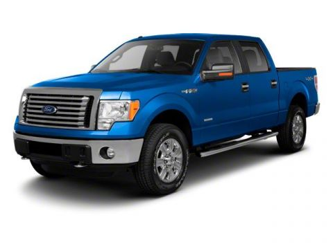 Pre-Owned 2010 Ford F-150 4WD CC