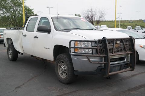 Pre-Owned 2011 Chevrolet Silverado 2500HD Work Truck