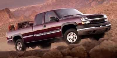 Pre-Owned 2004 Chevrolet Silverado 2500HD 4WD Dbl SWB