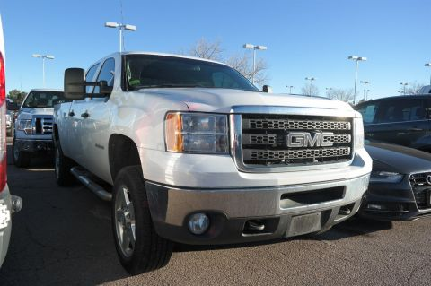 Pre-Owned 2011 GMC Sierra 3500HD SRW Work Truck