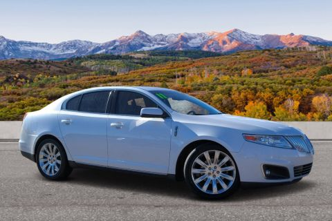 Pre-Owned 2011 Lincoln MKS w/EcoBoost