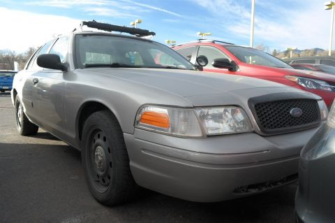 Pre-Owned 2006 Ford Police Interceptor Base