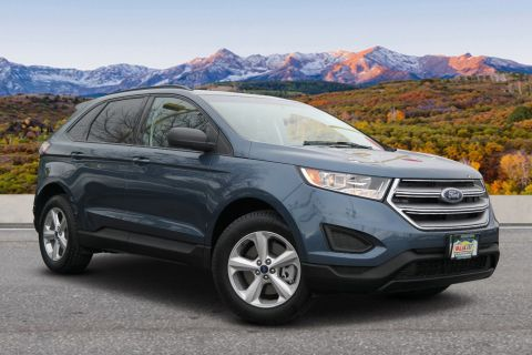 Pre-Owned 2018 Ford Edge SE