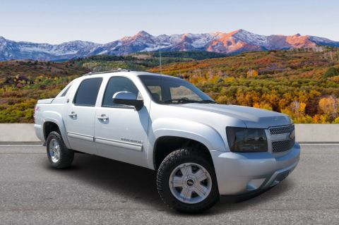 Pre-Owned 2013 Chevrolet Avalanche LT