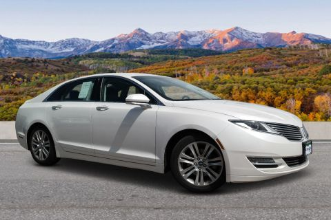 Pre-Owned 2015 Lincoln MKZ AWD