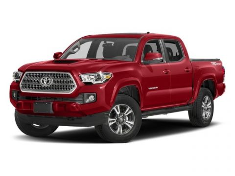 Pre-Owned 2016 Toyota Tacoma 4WD Double Cab LB V6 AT TRD Sport