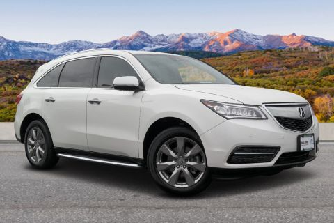 Pre-Owned 2016 Acura MDX w/Advance/Entertainment