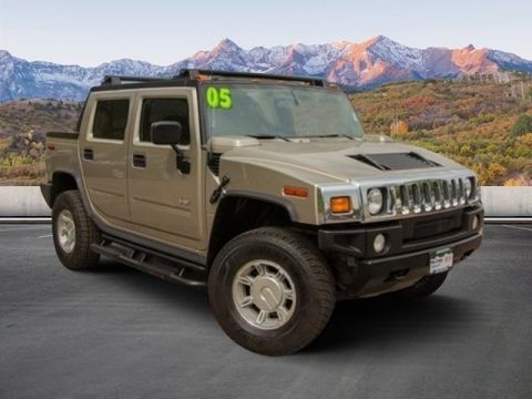 Pre-Owned 2005 HUMMER H2 SUT