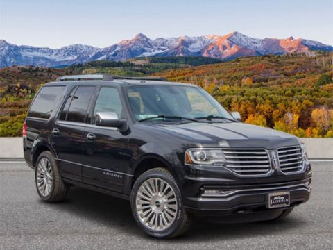 Pre-Owned 2015 Lincoln Navigator 4X4 Select