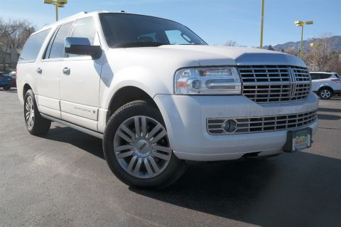 Pre-Owned 2014 Lincoln Navigator L