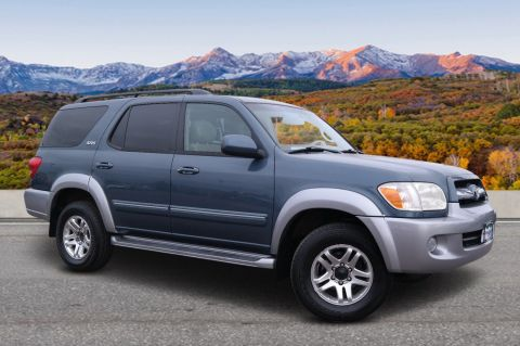 Pre-Owned 2006 Toyota Sequoia SR5