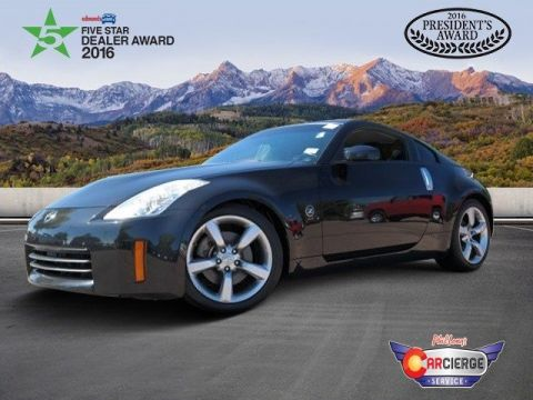 Pre-Owned 2007 Nissan 350Z Enthusiast
