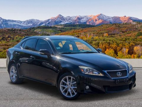 Pre-Owned 2011 Lexus IS 250
