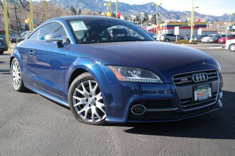 Pre-Owned 2012 Audi TTS 2.0T Premium Plus