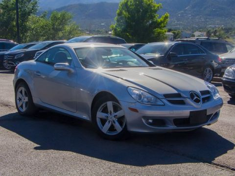 Pre-Owned 2007 Mercedes-Benz SLK SLK 280