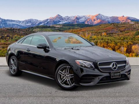 Pre-Owned 2018 Mercedes-Benz E-Class E 400 Sport