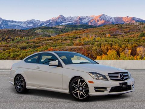 Certified Pre-Owned 2013 Mercedes-Benz C-Class C 350