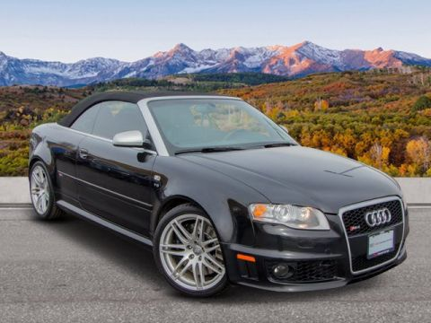 Pre-Owned 2008 Audi RS 4