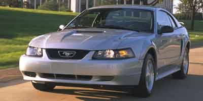 Pre-Owned 2002 Ford Mustang Base