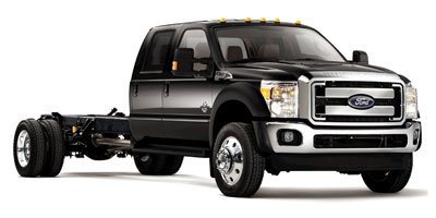 Pre-Owned 2012 Ford Super Duty F-550 DRW 4x4 CC DRW