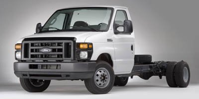 Pre-Owned 2013 Ford Econoline Commercial Cutaway Cutaway