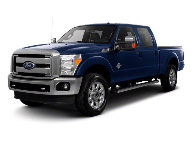 Pre-Owned 2011 Ford Super Duty F-250 SRW 4x4 CREW
