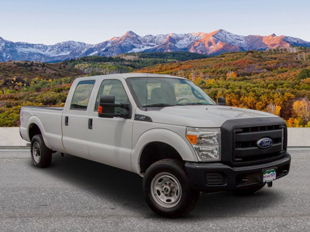 Pre-Owned 2015 Ford Super Duty F-250 SRW 4x4 CREW