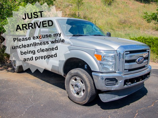Pre-Owned 2012 Ford Super Duty F-250 SRW 4x4 SC