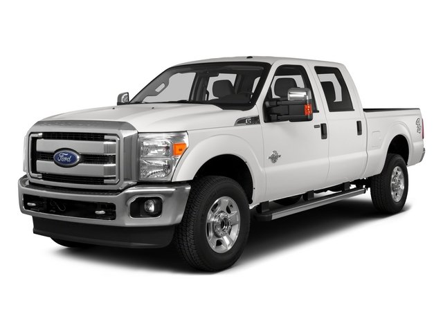 Pre-Owned 2015 Ford Super Duty F-350 DRW 4x4 CC DRW