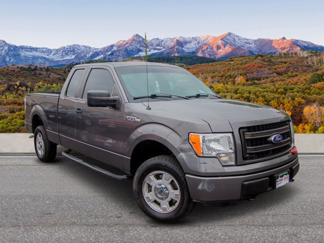 Pre-Owned 2014 Ford F-150 4WD SC