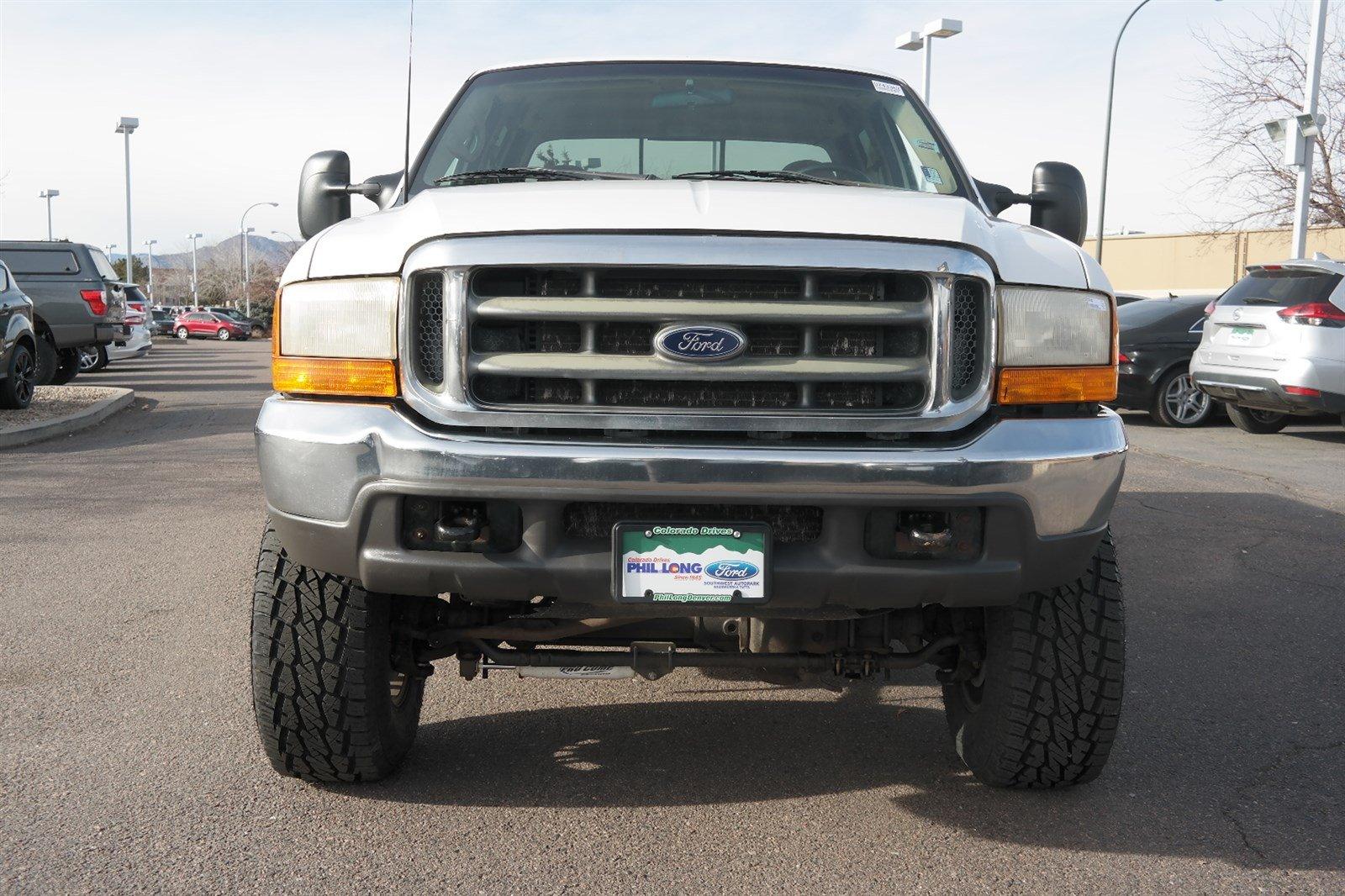 Pre owned 1999 ford super duty f 250 xlt