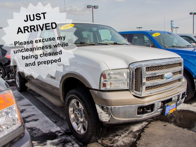 Pre-Owned 2007 Ford Super Duty F-250 4WD CREW