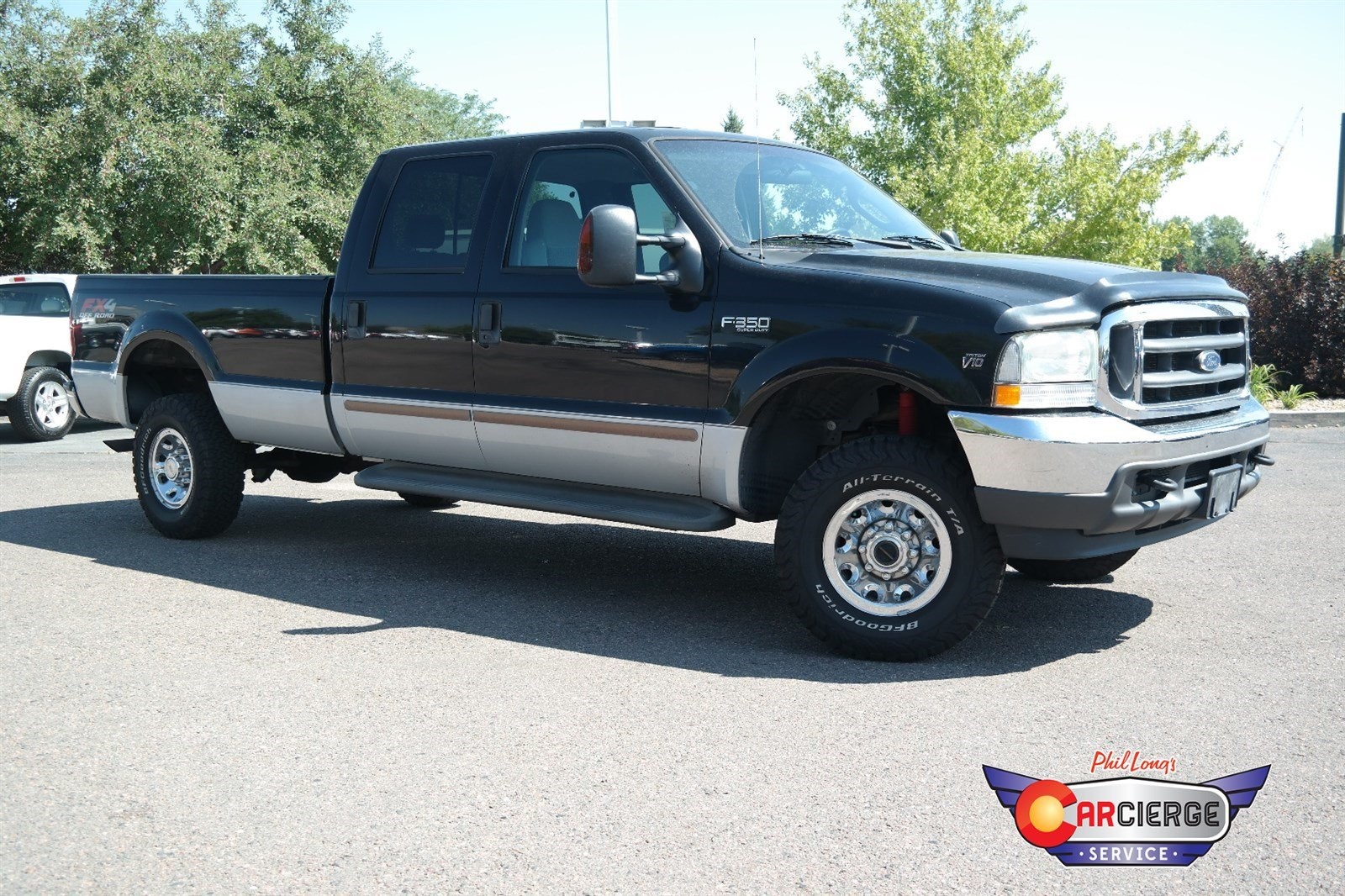 Pre-Owned 2004 Ford Super Duty F-350 SRW XLT