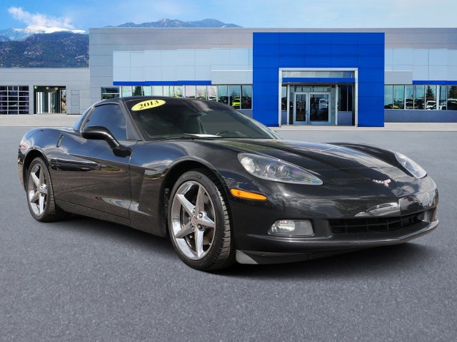 Pre-Owned 2013 Chevrolet Corvette 2LT