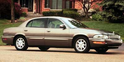 Pre-Owned 2000 Buick Park Avenue
