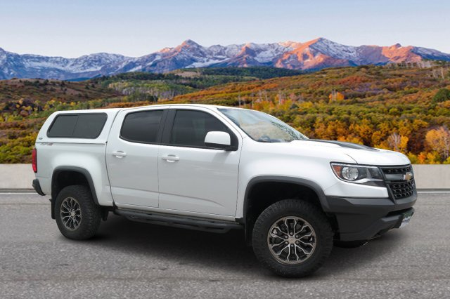 Pre-Owned 2018 Chevrolet Colorado 4WD ZR2