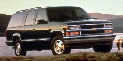Pre-Owned 1997 Chevrolet Suburban 4WD 1500