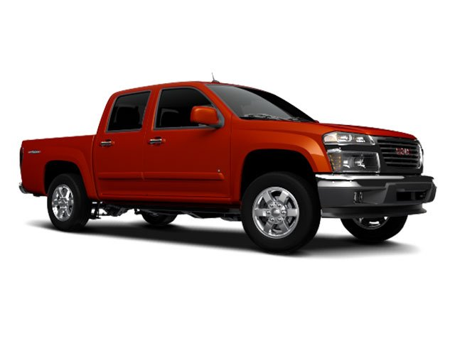 Pre-Owned 2009 GMC Canyon Wt