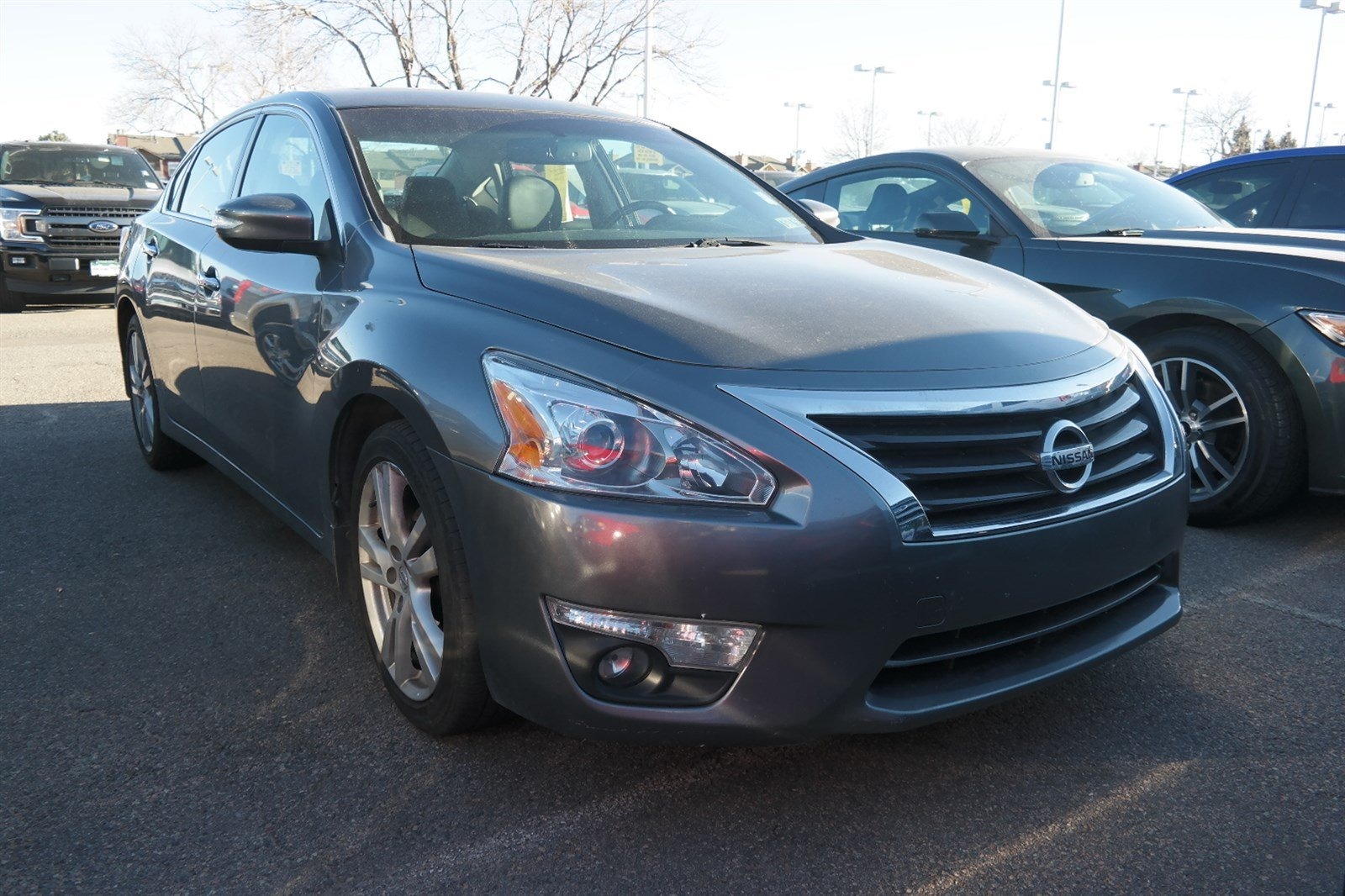 Pre-Owned 2014 Nissan Altima 3.5 SL